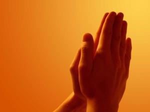 mãos unindas