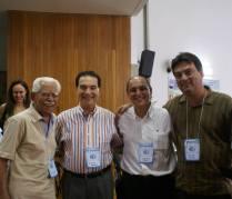 Divaldo, Arnaldo, Wagner e Eu na UEM Foto