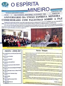 ESPIRTIA MINEIRO JUNHO 2006 CAPA